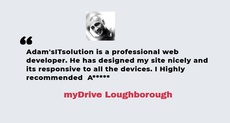 Website design Leicestershire